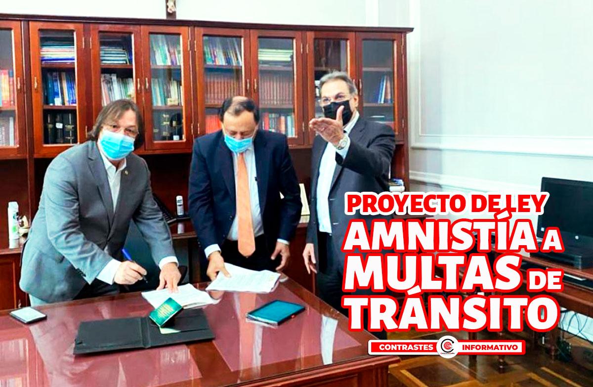 amnistia multas