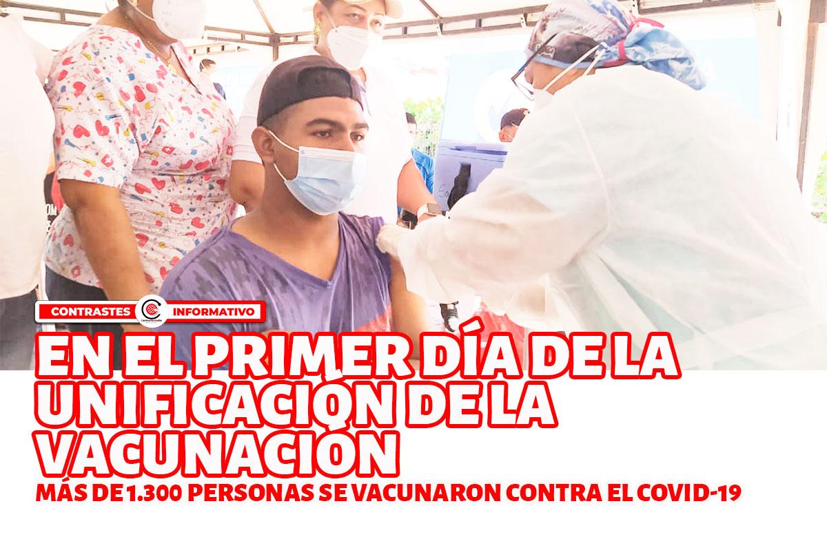 unificacion vacunacion