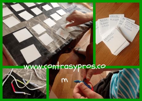 Actividades Montessori DIY