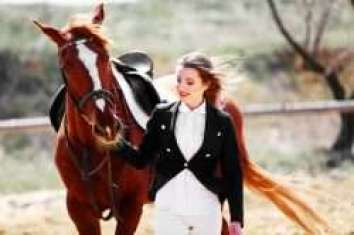 Tenue concours équitation