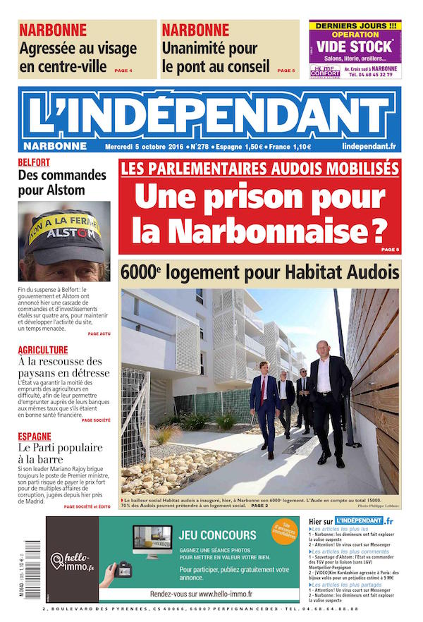 une-independant