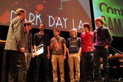 Het team van Dark Day LA