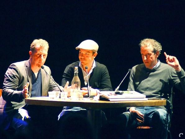 JP van Seventer interviewt Guus Hoeve en Pim Bouman