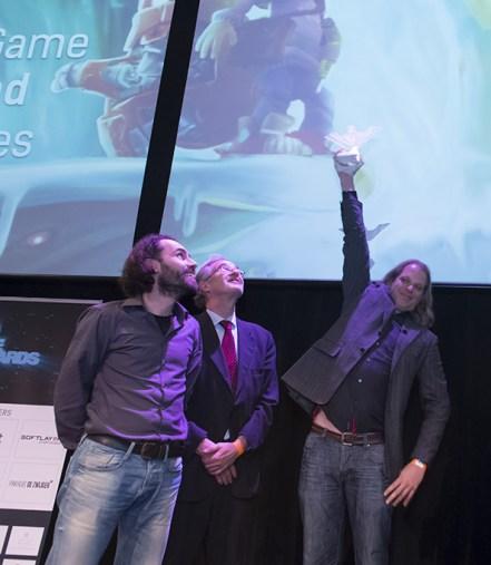 Grendel Games wint Best Serious Game en Best Applied Game Design met Underground