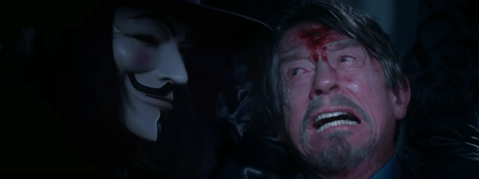 The Fight Scene – V for Vendetta