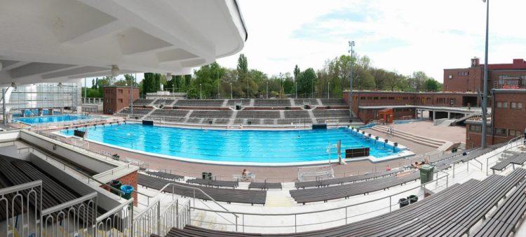 Zwembad Boedapest