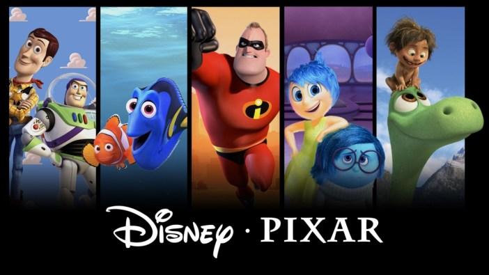 Disney+ Pixar