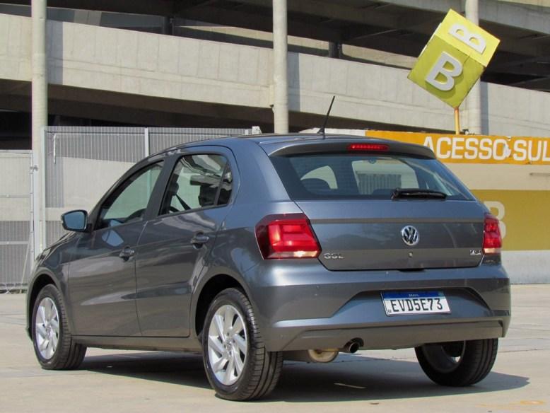 Volkswagen Gol 1.6 MSI automático