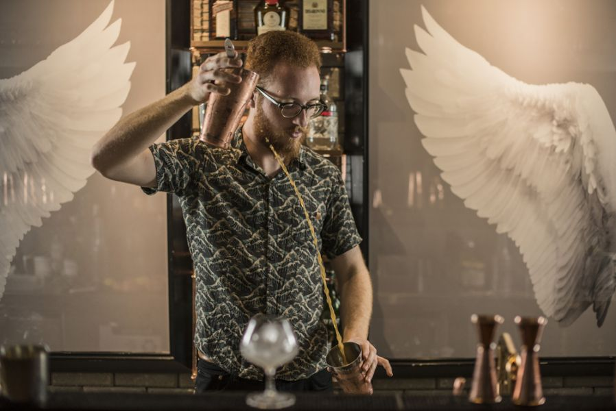 Drinks Ponto Gin Bartender Ariel Todeschini_créd. Munir Bucair Filho