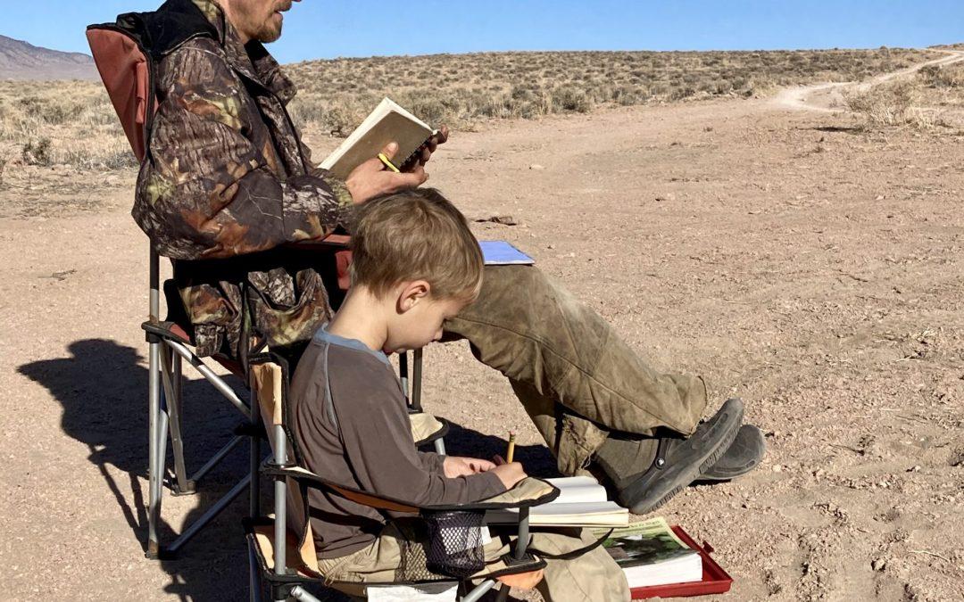 Desert School 2020