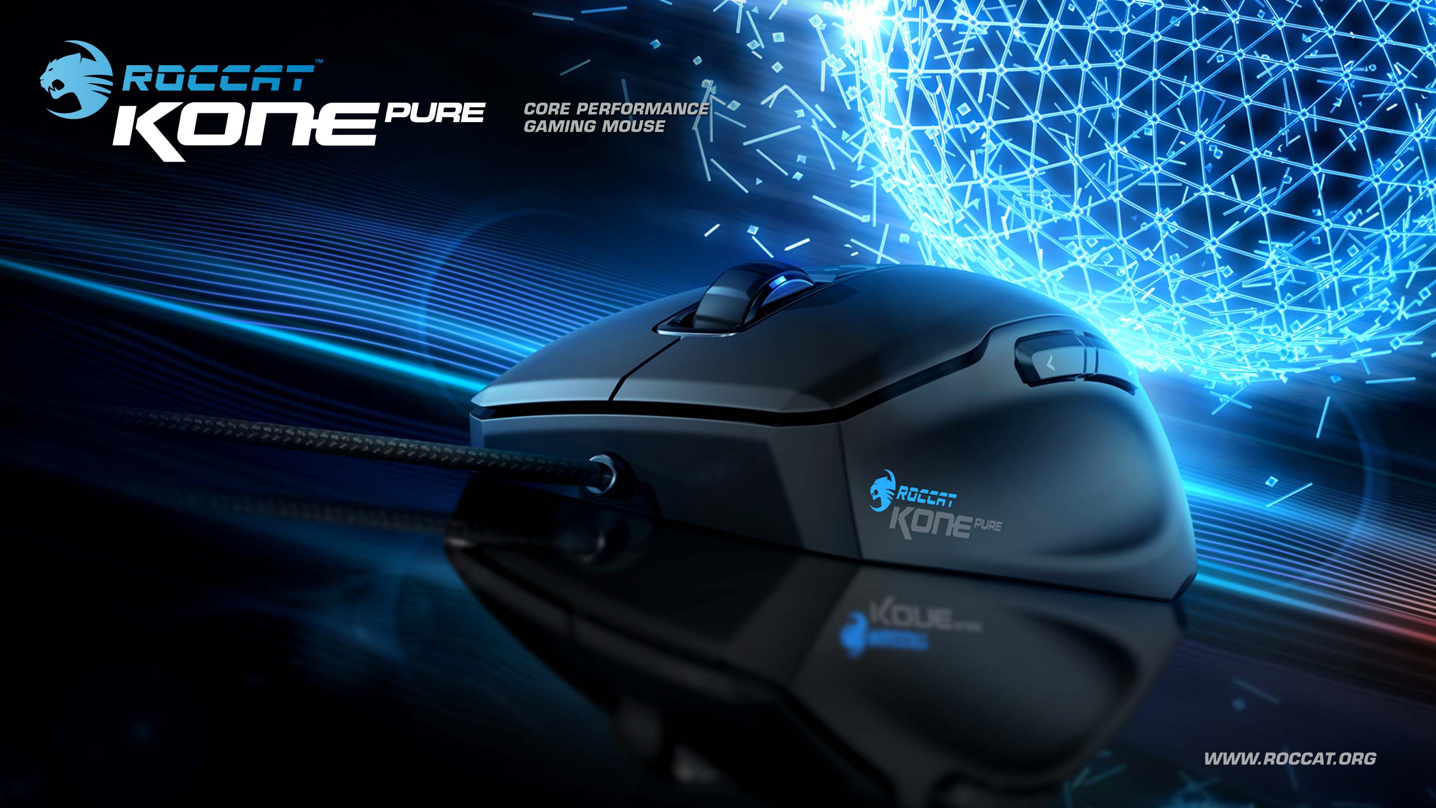 Roccat Kone Pure Gaming Mouse Product Review post image