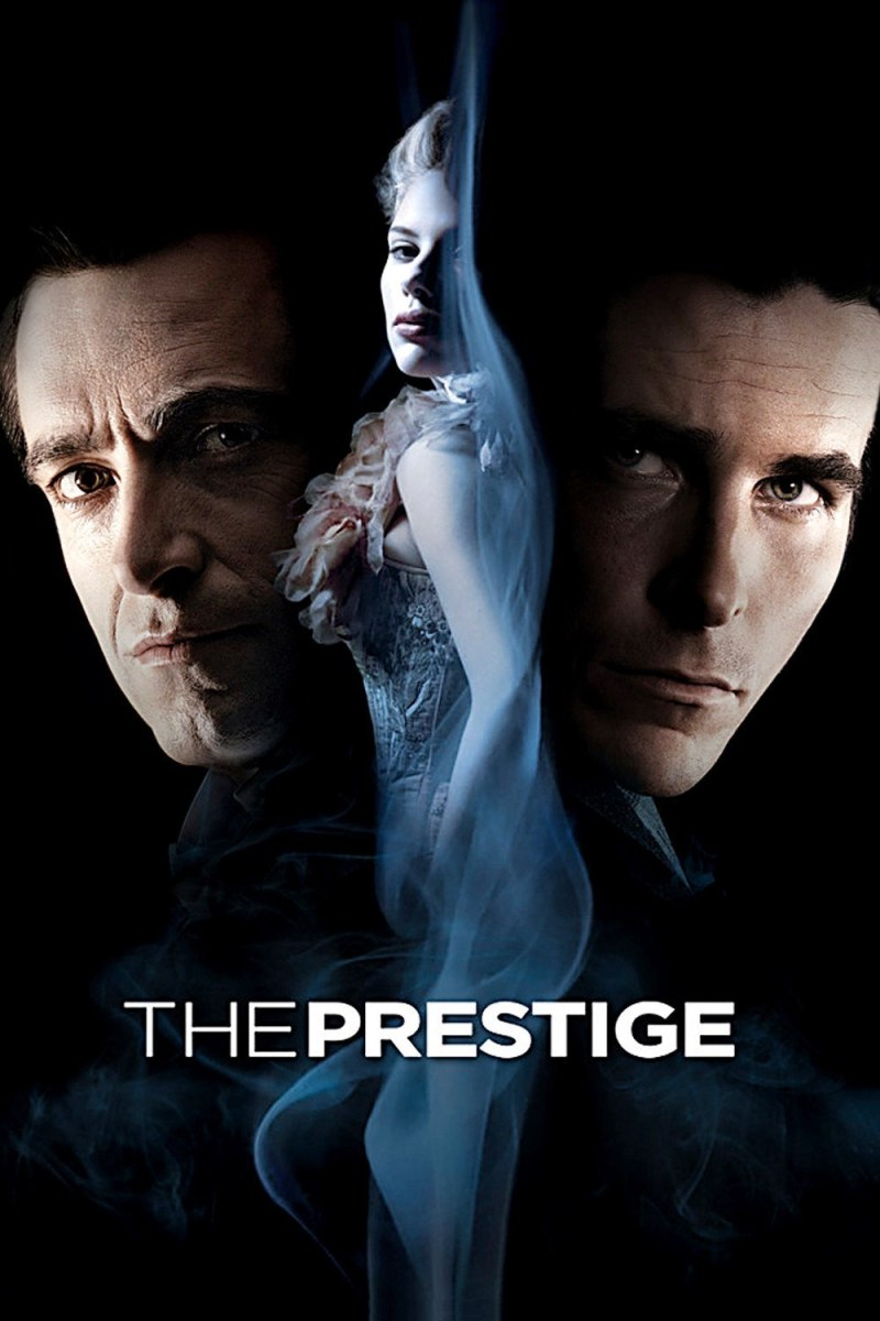 The Prestige Film Review (2006) - Magician Sci-fi Drama