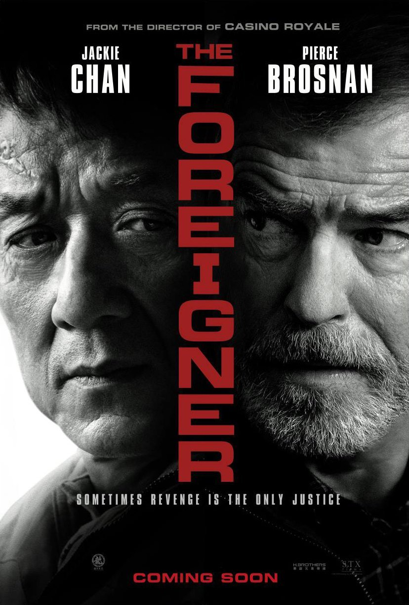 The Foreigner Film review post image