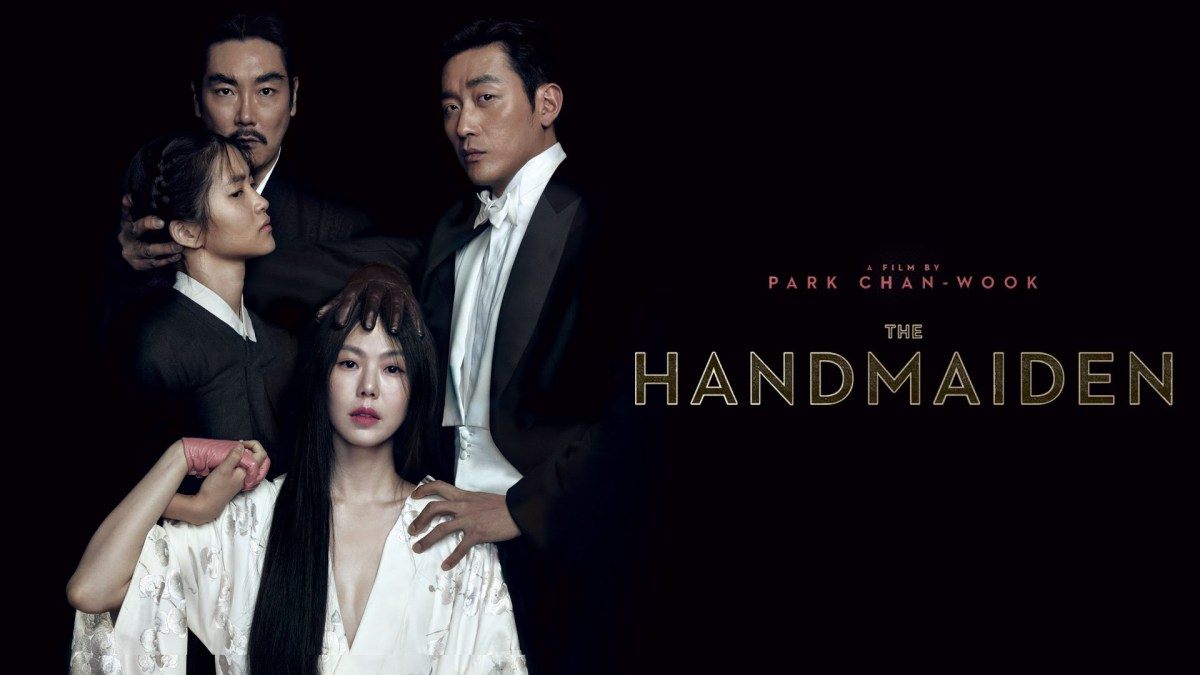 The Handmaiden Film Review [아가씨] (2016) - Korean Erotic Thriller