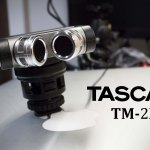 Tascam TM-2X Review post image