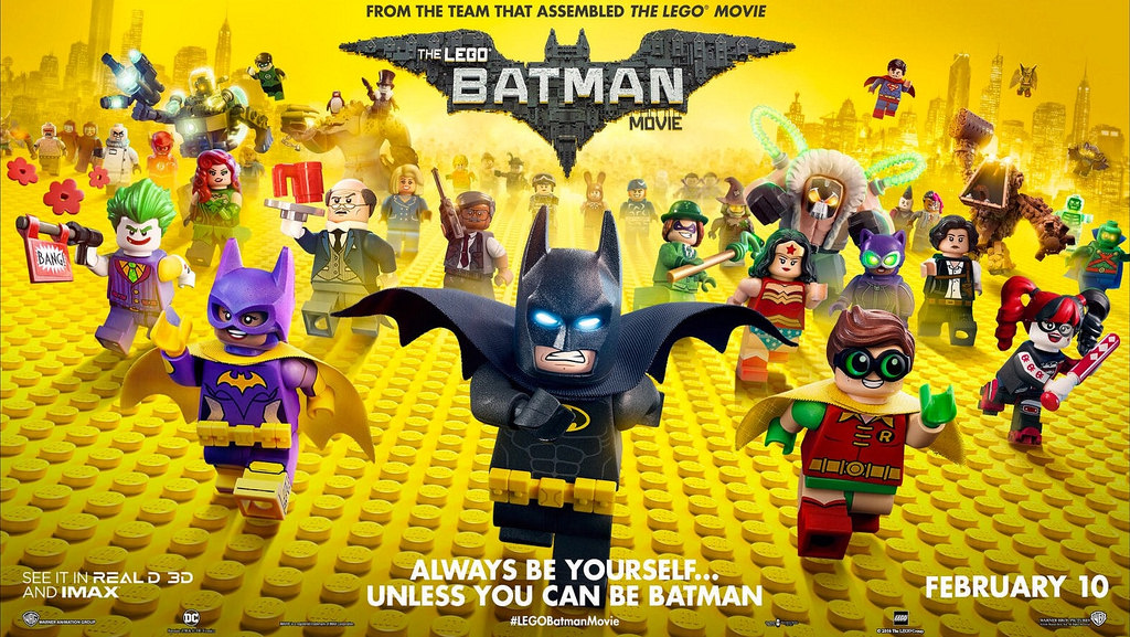 Lego Batman film review post image