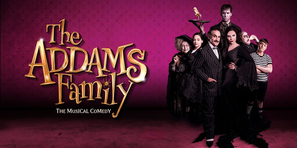 The Addams Family Comedy Musical Review post image