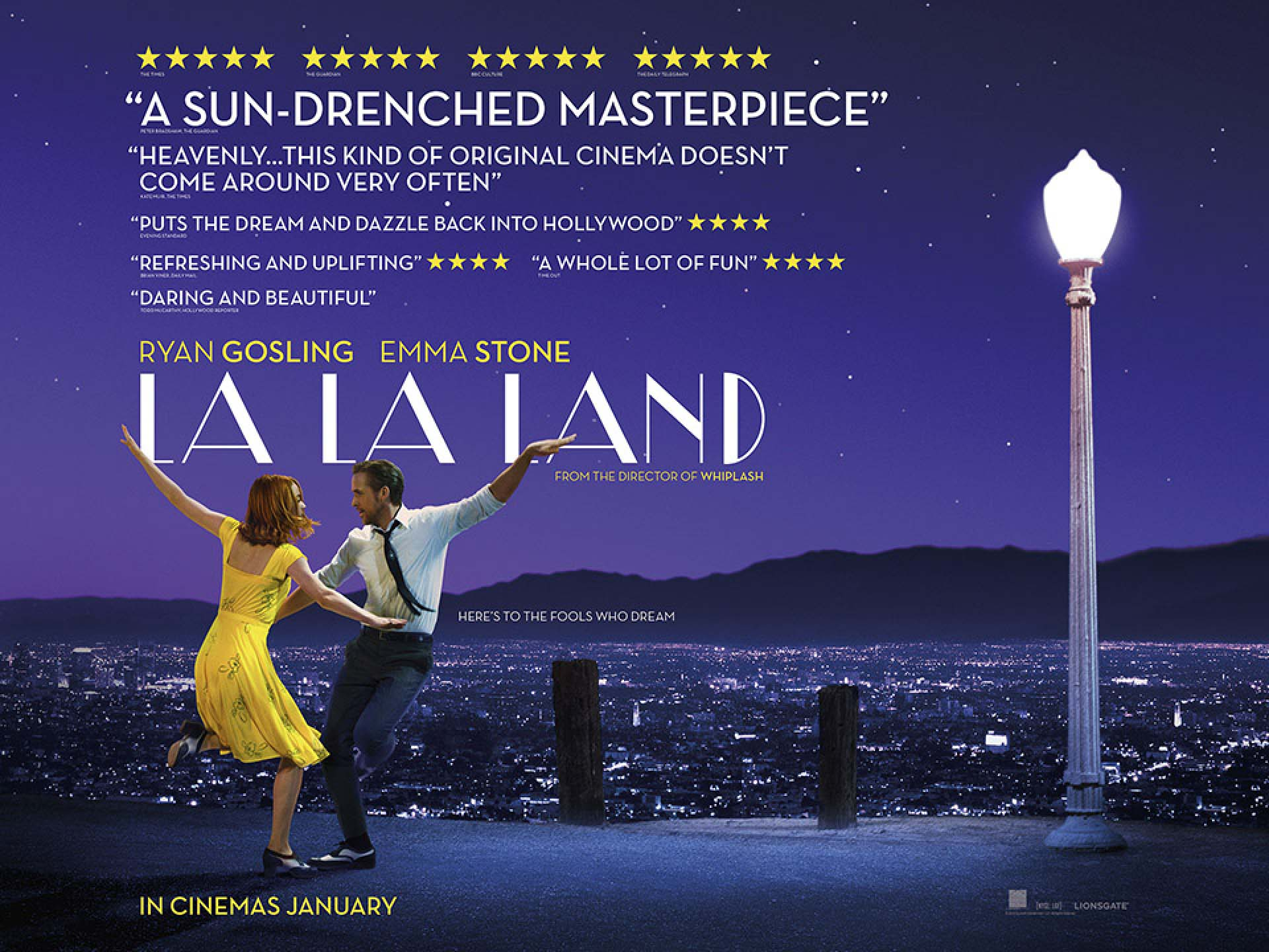 La La Land film review post image