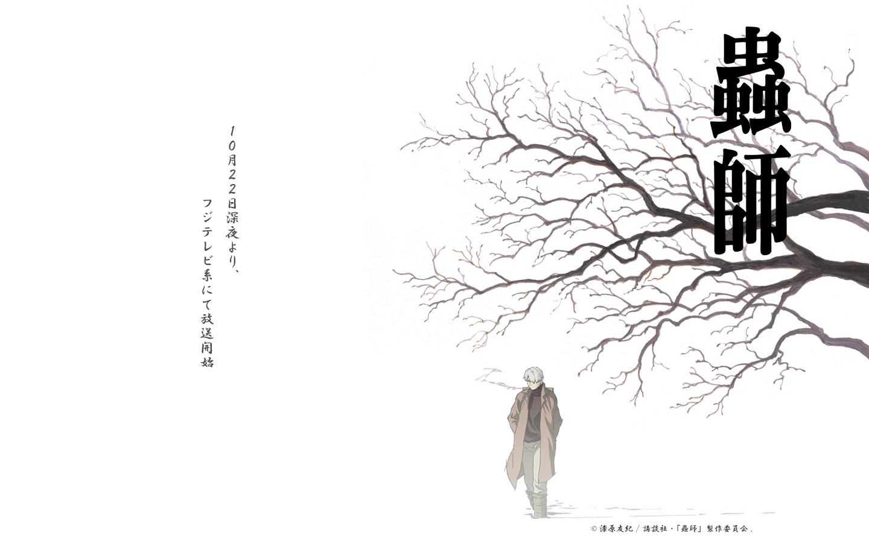 Mushishi Season 1 anime review post image