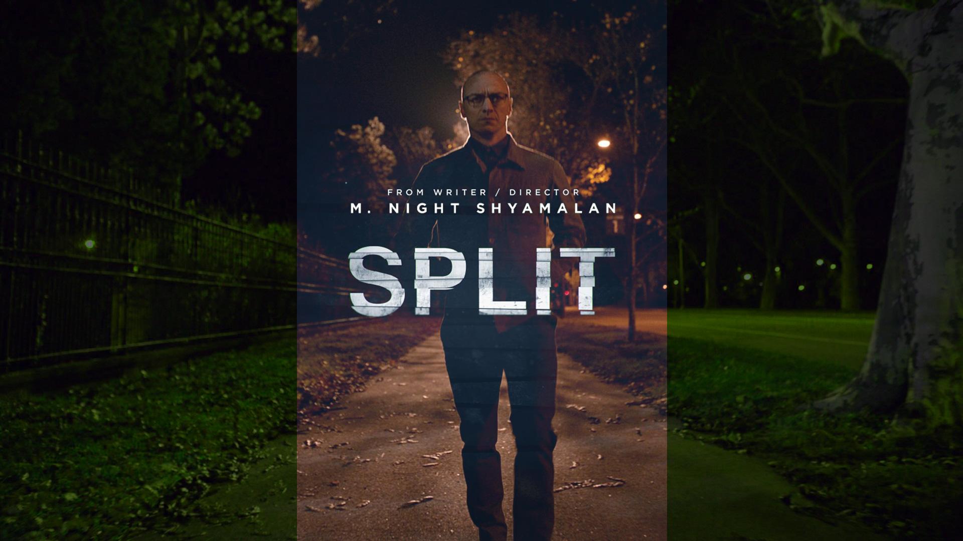 Split film review post image