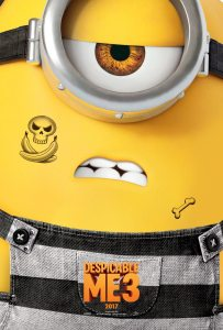 Despicable Me 3 film review post image