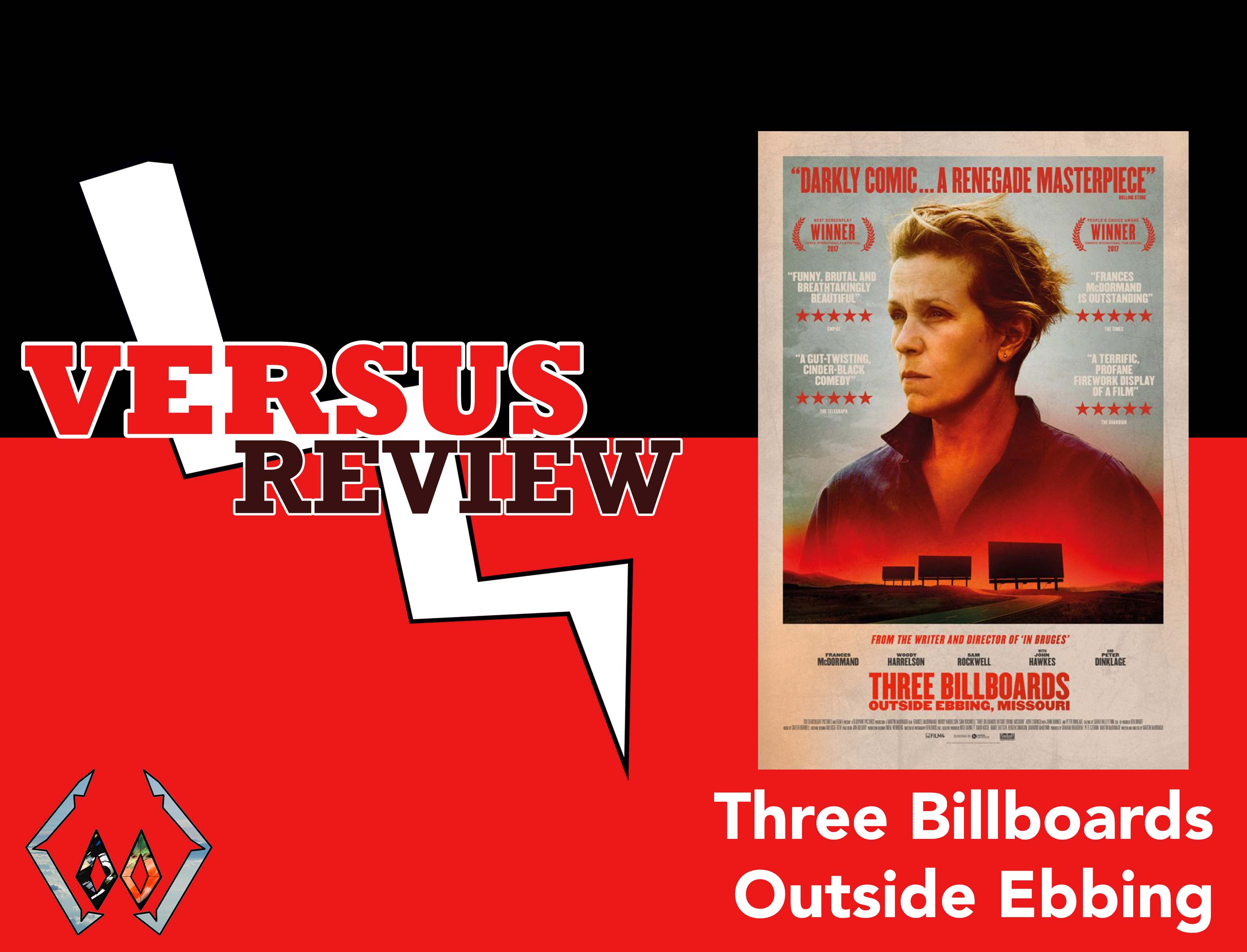 Three Billboards Outside Ebbing, Missouri film review post image