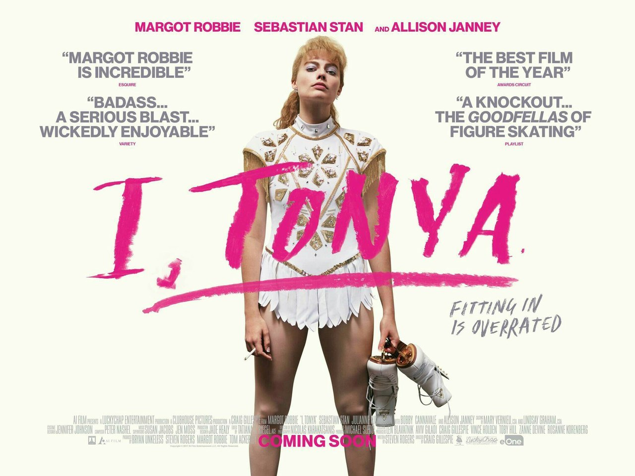I, Tonya film review post image
