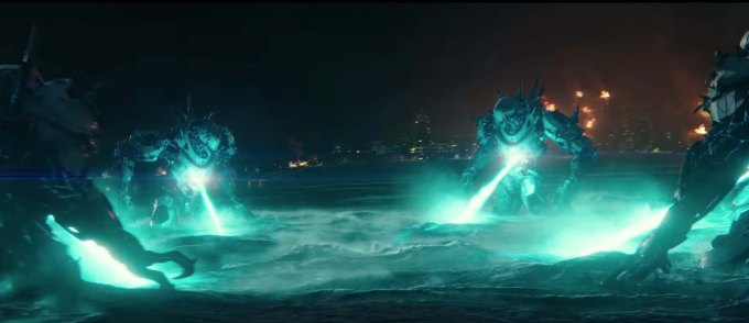 Screen Shot Pacific Rim Uprising film