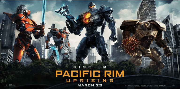 Pacific Rim Uprising film review post image