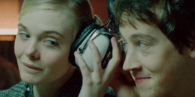 How To Talk To Girls At Parties film review alien x punk image