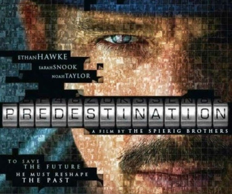Predestination film review post image controller companies