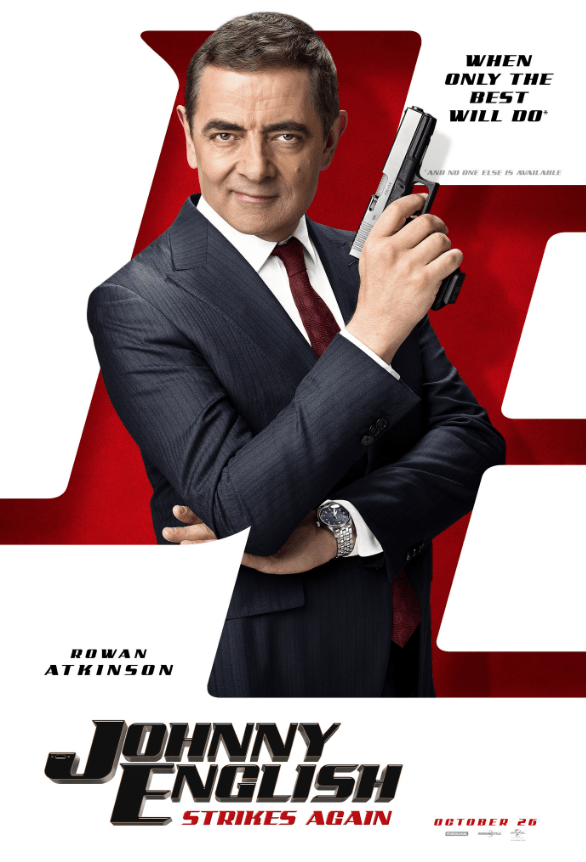 Johnny English Strikes Again Film Review (2018) Bean Against Technology