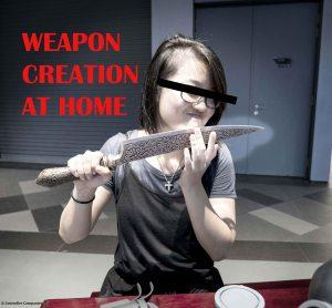 Deborah Wong Weapons