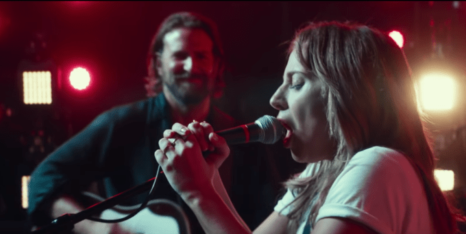 A Star is Born film review Lady Gaga Bradley Cooper