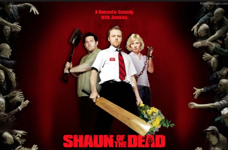 Shaun of the Dead film review post image Controller Companies