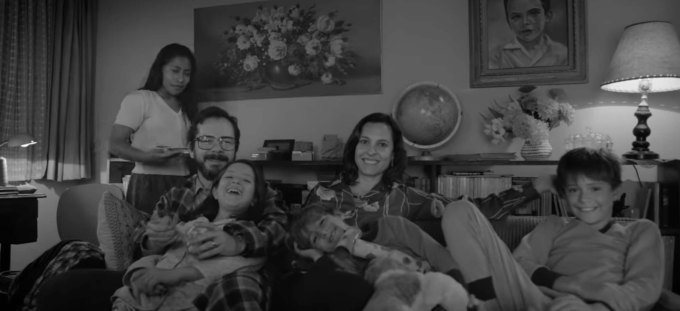 Roma film review a happy family that is just an illusion