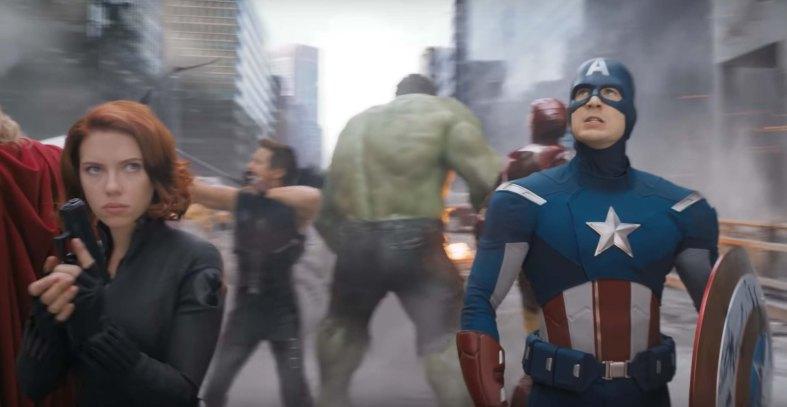Avengers Endgame film review avengers