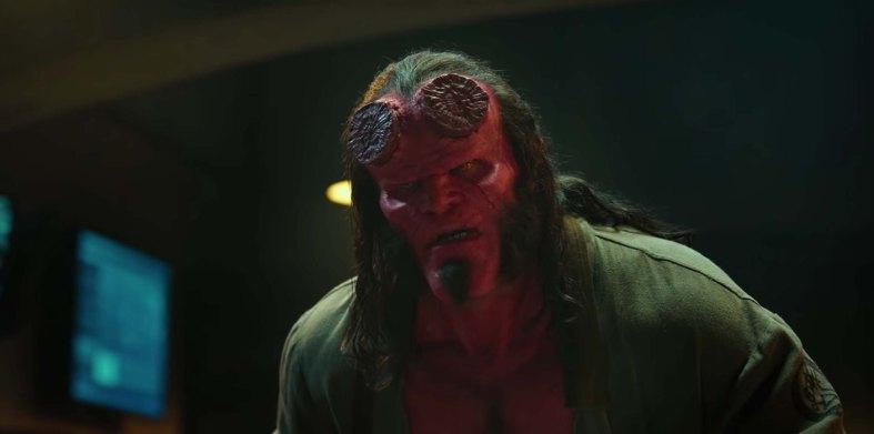 Hellboy film review hellboy