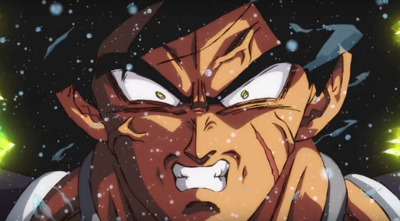 Dragon ball super broly film review broly