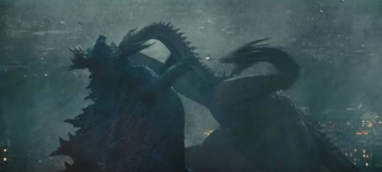 Godzilla King of the Monsters film review fight