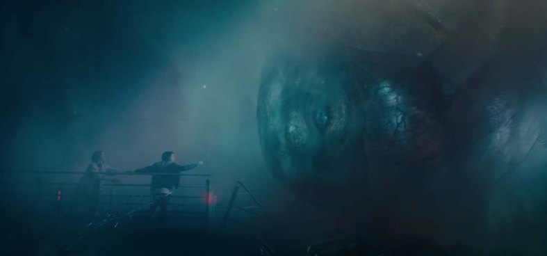 Godzilla King of the Monsters film review touch