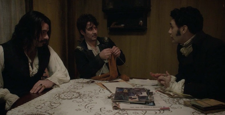 What we do in the shadows film review the 3 vampires