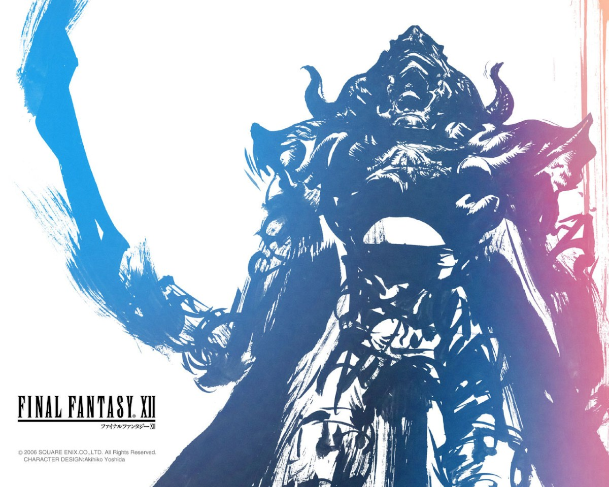 Hands On With Final Fantasy Xii The Zodiac Age Controller Crusade
