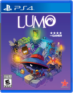 Lumo Boxed Edition Artwork