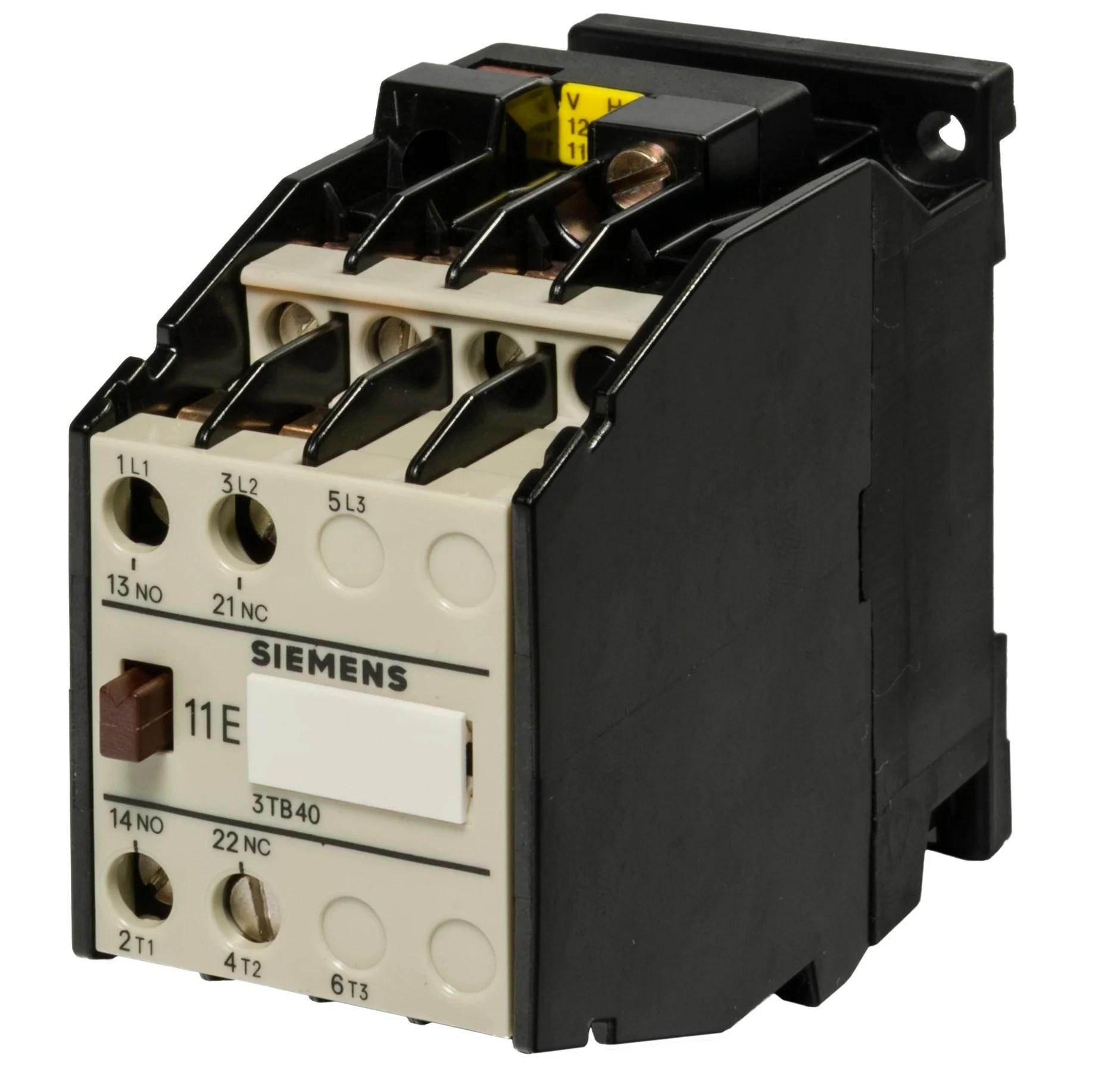 hight resolution of siemens motor starter contactors series 3tb