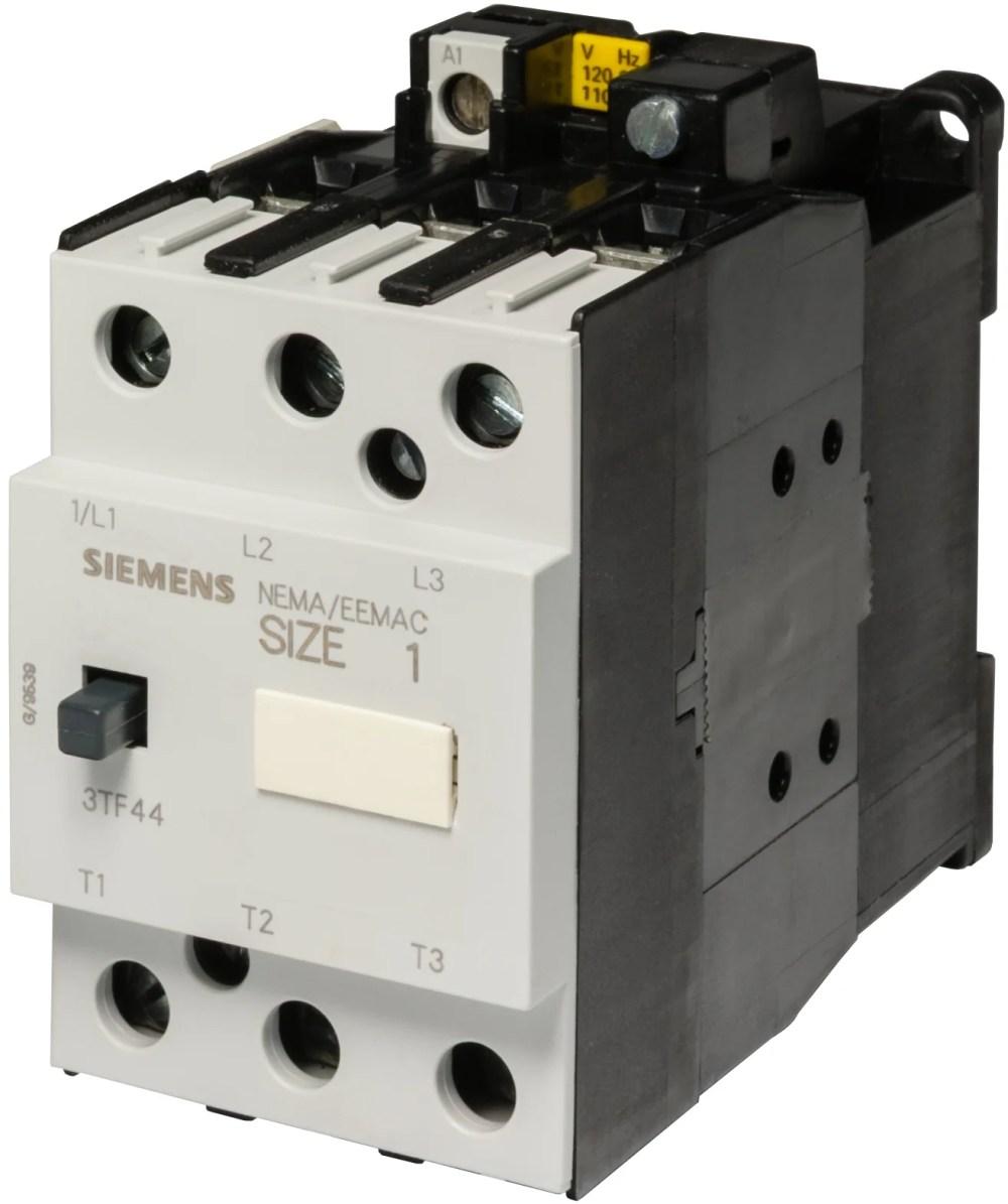 medium resolution of siemens motor starter contactors series 3tf4
