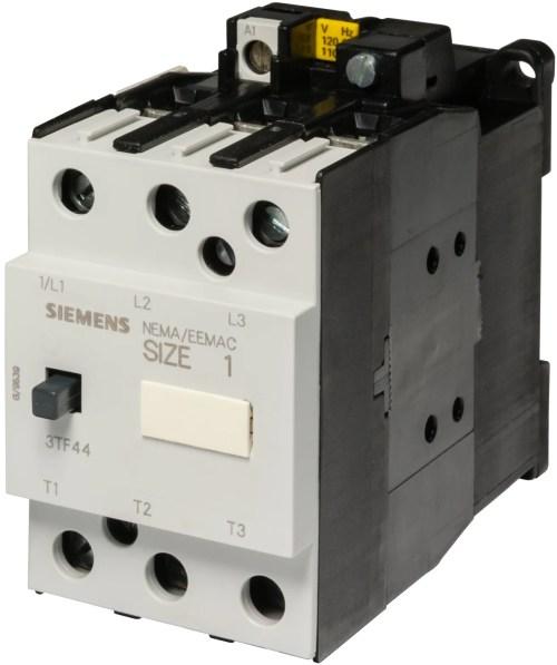 small resolution of siemens motor starter contactors series 3tf4
