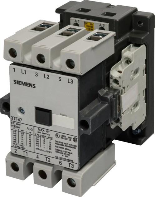 small resolution of siemens 3tf47 motor starters contactors