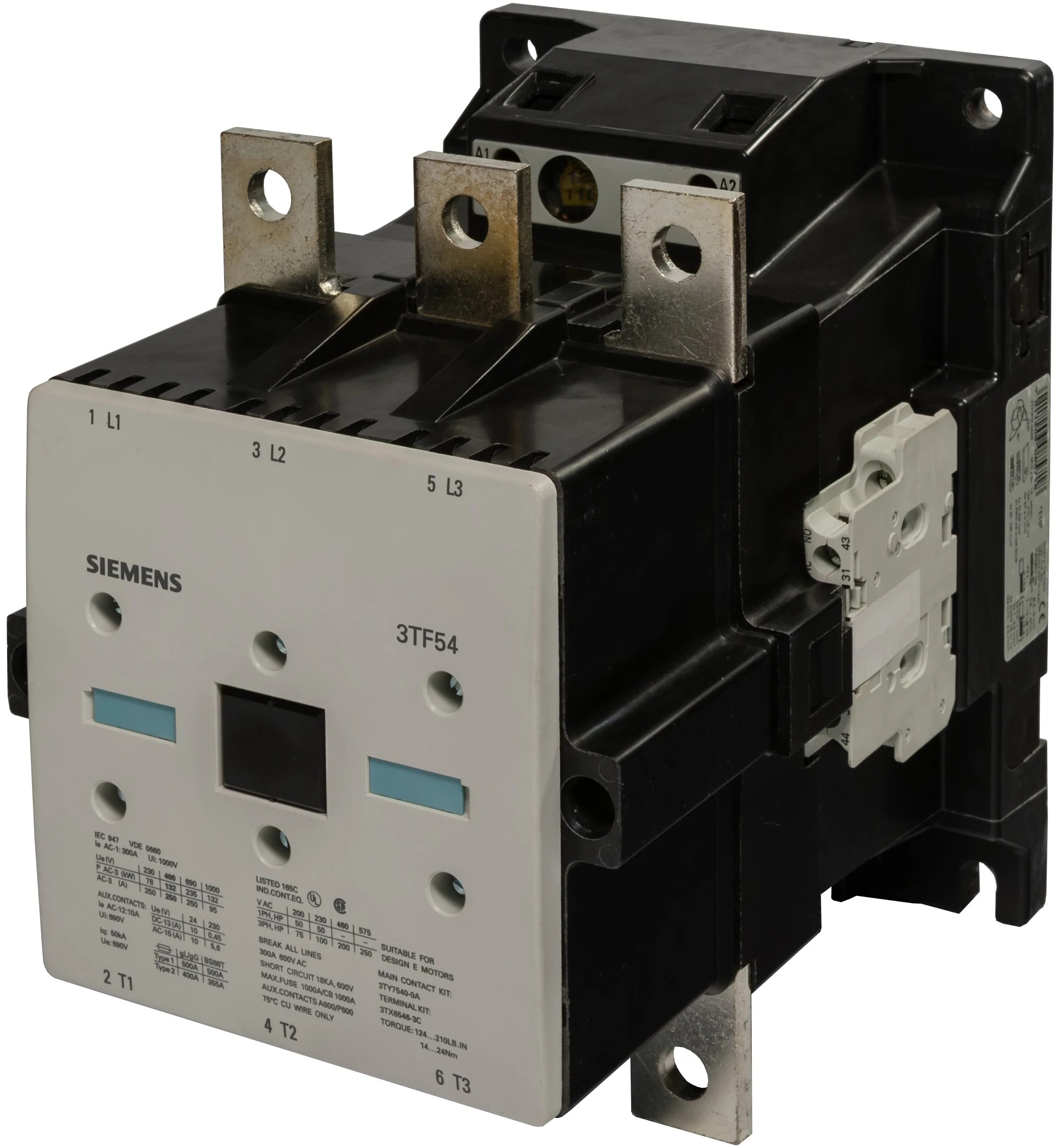 transistor contactor wiring diagram with timer stage directions person 3tf5422 0a contactors motor starters siemens