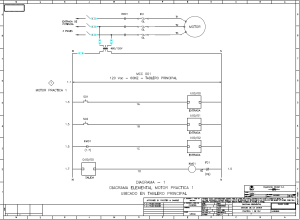 Electrical Drawings  Control Real English